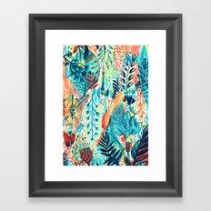 Pattern 27 Framed Art Print