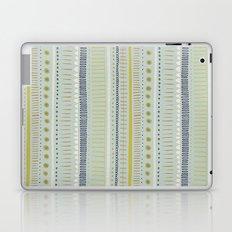 Teal & Green Pattern Laptop & iPad Skin