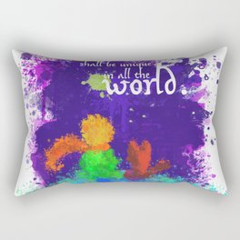 The Little Prince | Quotes | But if you tame me, then we shall need each other. Part 3 of 3 Rectangular Pillow