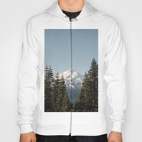Mt Shasta Morning Hoody