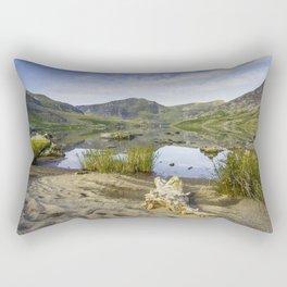 Llyn Ogwen  Rectangular Pillow