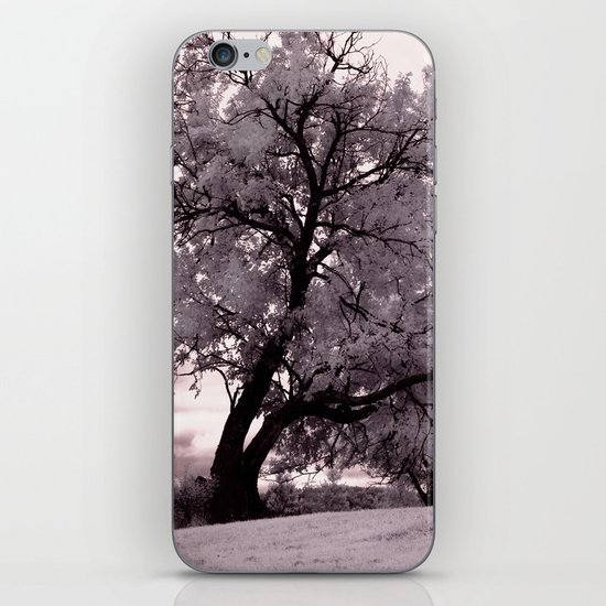 Standing Strong iPhone & iPod Skin