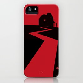 Alfred Hitchcock's Psycho iPhone Case