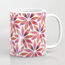 Star Petals Coffee Mug