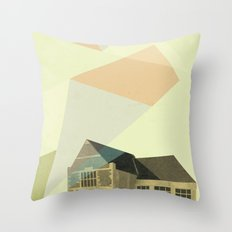 Beaches Branch Throw Pillow