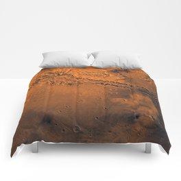 Valles Marineris, Mars Comforters