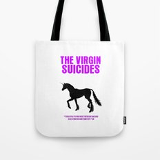 The Virgin Suicides Movie Poster Tote Bag
