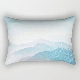 Pastel landscape 04 Rectangular Pillow