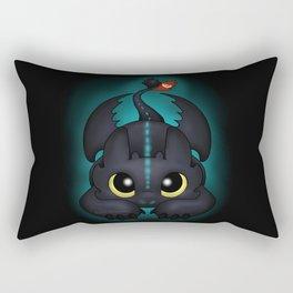 Pounce (Glow) Rectangular Pillow