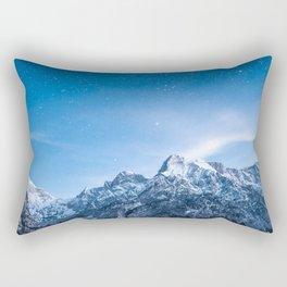 Stars at Nightfall Rectangular Pillow
