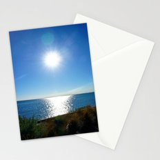 Solitaire Sky Stationery Cards
