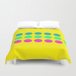 SUMMER HAIKU Duvet Cover