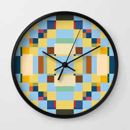 Trendy Geometric Minimal Singa Wall Clock