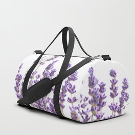 Purple Lavender #1 #decor #art #society6 Duffle Bag