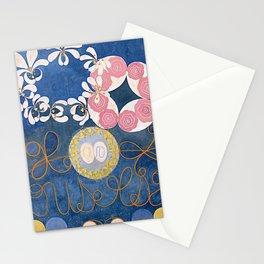 The Ten Largest No. 01 Childhood Group IV Hilma Af Klint Stationery Cards