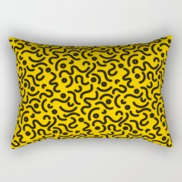 Abstract Pattern XIII Rectangular Pillow