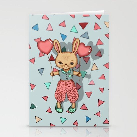 SomeBunny Loves You Stationery Cards