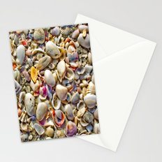 Seashells on the Shore Stationery Cards