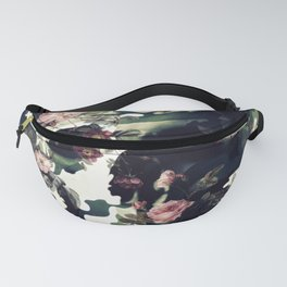 Camouflage Skull Fanny Pack