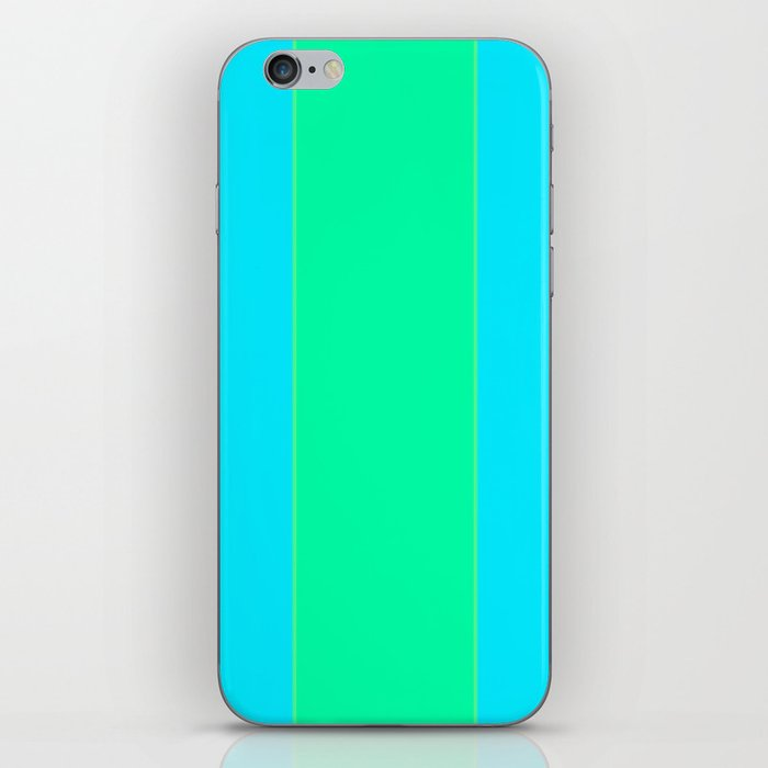 Re-Created ONE No. 38 by Robert S. Lee iPhone Skin