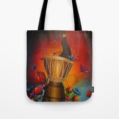 Africa Dream Tote Bag