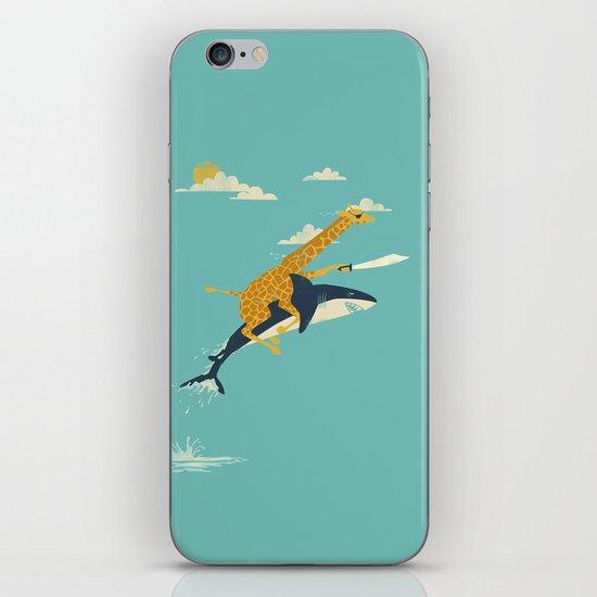 Onward! iPhone & iPod Skin