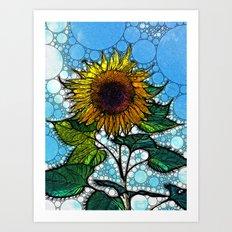 :: Sunshiny Day :: Art Print