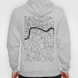London Minimal Map Hoody