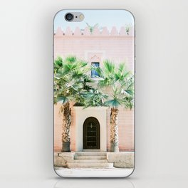 "Travel photography print ""Magical Marrakech"" photo art made in Morocco. Pastel colored. iPhone Skin"