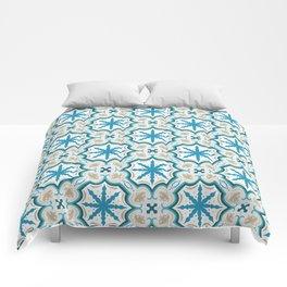 Seamless geometric arabesque oriental pattern. Comforters