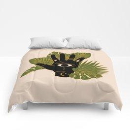 Mystic Hand Comforters
