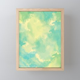 Abstract 42 Framed Mini Art Print
