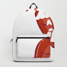 Chillin' And Grillin' - Funny Grilling Backpack