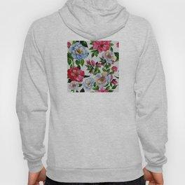 Vintage Floral Pattern No. 10 Hoody
