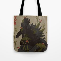Gojira Tote Bag