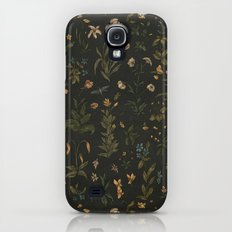 Old World Florals Slim Case Galaxy S4