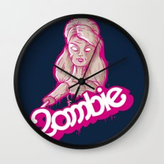 UNDEAD TOY Wall Clock