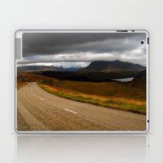 The Road to Poolewe Laptop & iPad Skin