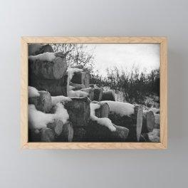 Winter Warmth Framed Mini Art Print