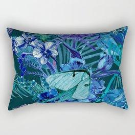 Midnight Luna Rectangular Pillow