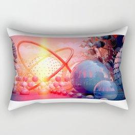 Séance of Spheres Rectangular Pillow