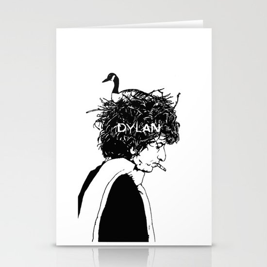 Dylan Stationery Cards