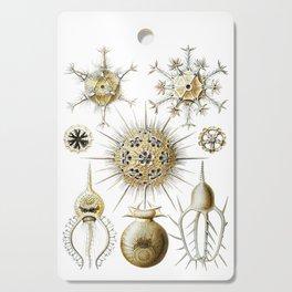 Ernst Haeckel - Phaeodaria Cutting Board