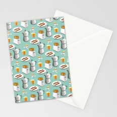 Happy breakfast! Stationery Cards