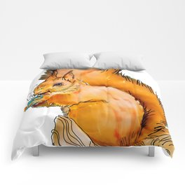 Coffee Break Comforters