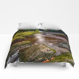 Fairy Glen Gorge Comforters