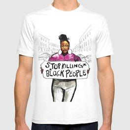 Stop Killing Black People T-shirt
