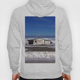 Garage and the Frozen Sea Hoody