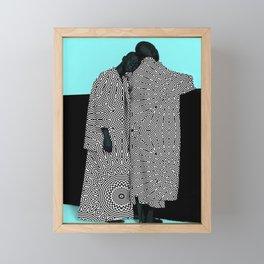 Ethiopian Wear Framed Mini Art Print