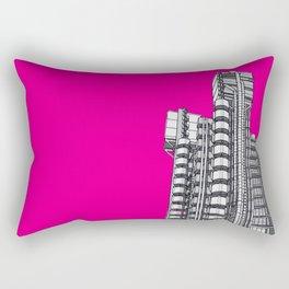 London Town - Lloyds of London Rectangular Pillow
